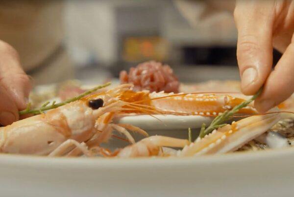 Ristorante-Dalla-Gioconda-cena-menu-di-pesce-gamberi