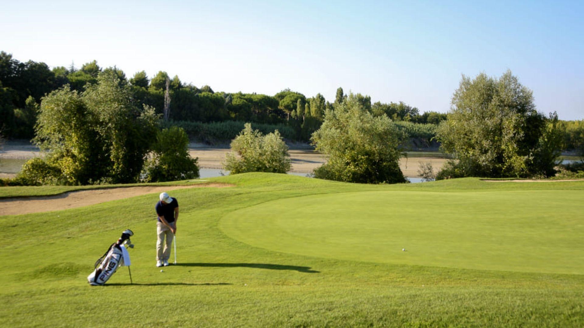 Dove giocare a golf in Riviera