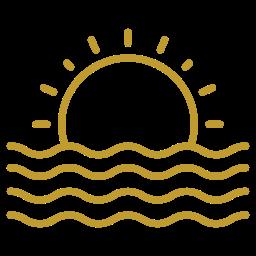 sun-sea-icon
