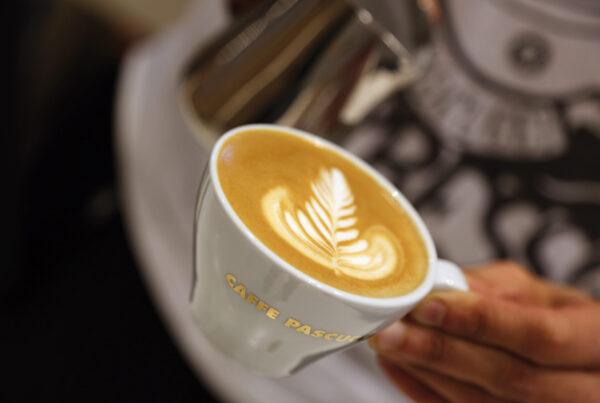 caffe pascucci cappuccino