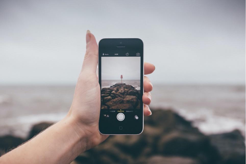 trovare l'ispirazione attraverso la fotocamera dell'iPhone