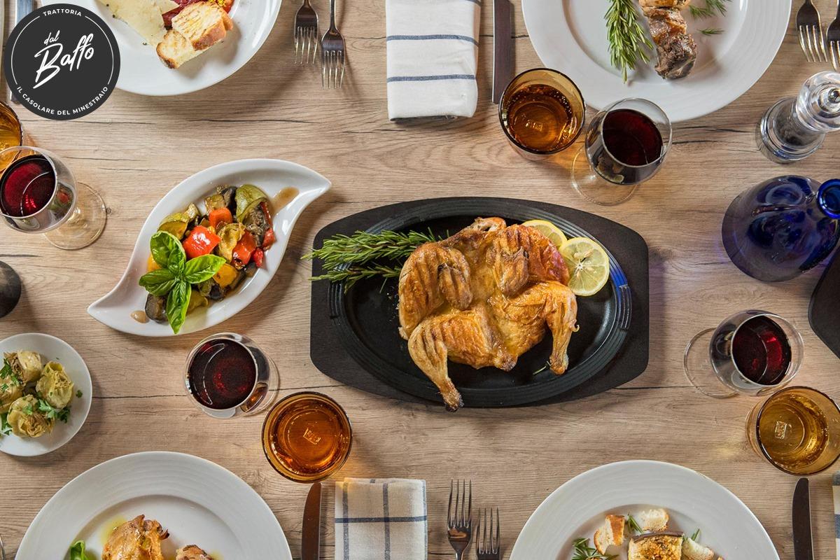 I migliori ristoranti di carne in Romagna