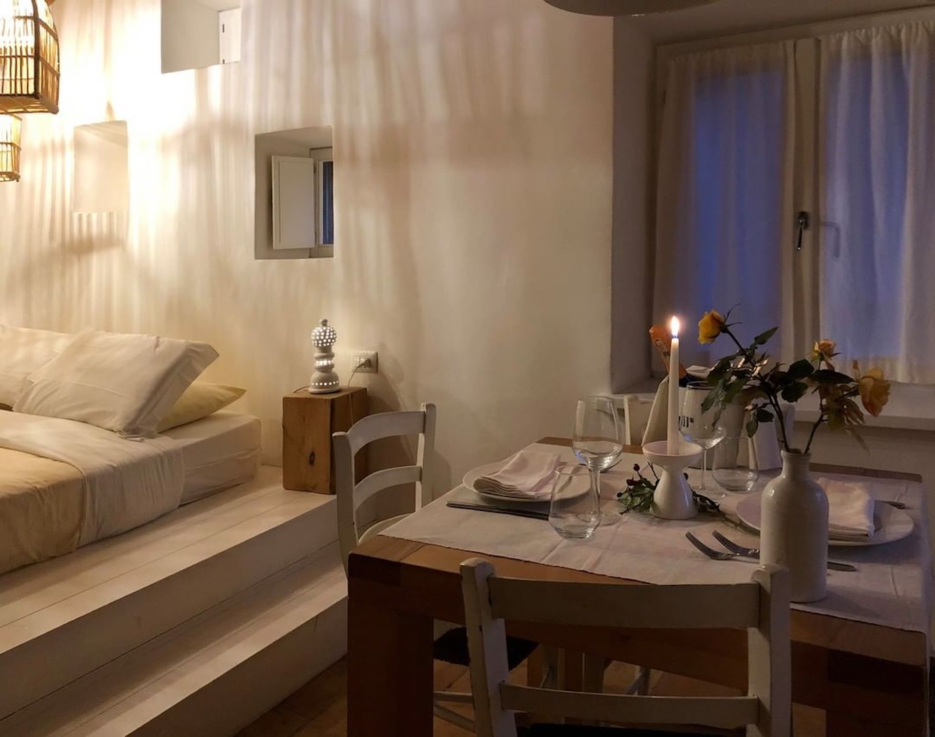 weekend romantico riviera castello di Granarola