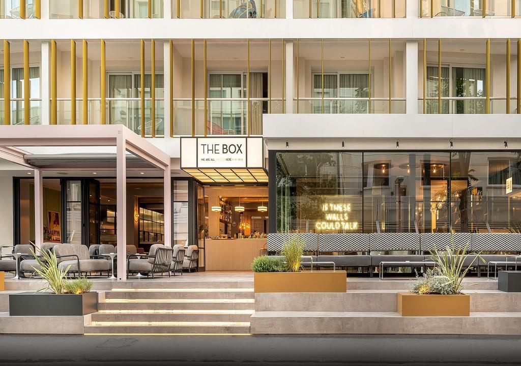 The Box: Il Boutique Hotel cool nel cuore di Riccione