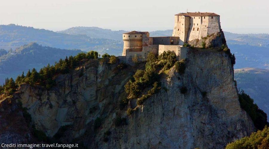 Castello di San Leo Rocche da visitare