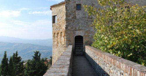 Castello di Montebello Rocche da visitare a Rimini