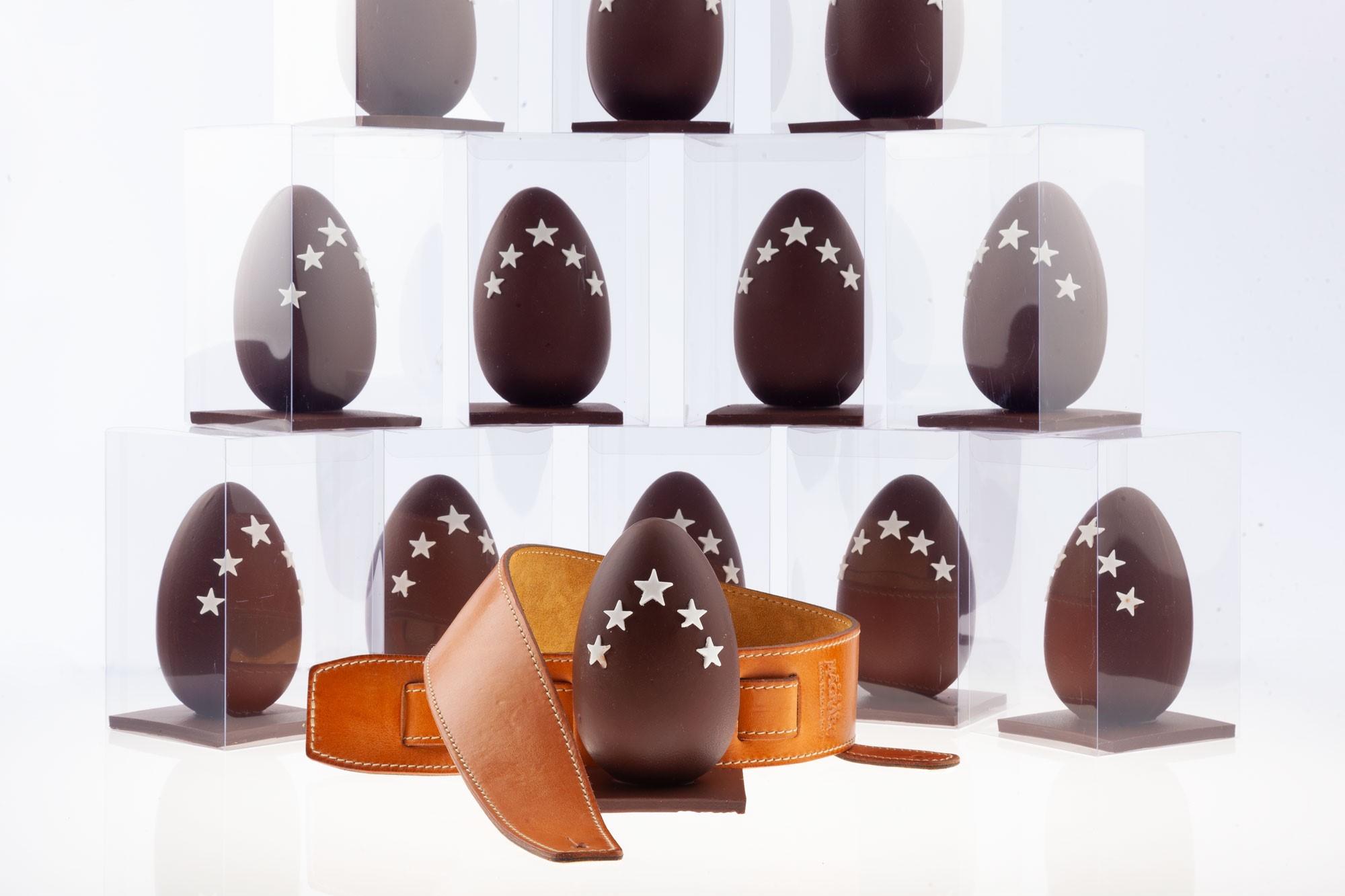 Tra note di gusto con l'uovo di Pasqua Magrabò & Guerrino