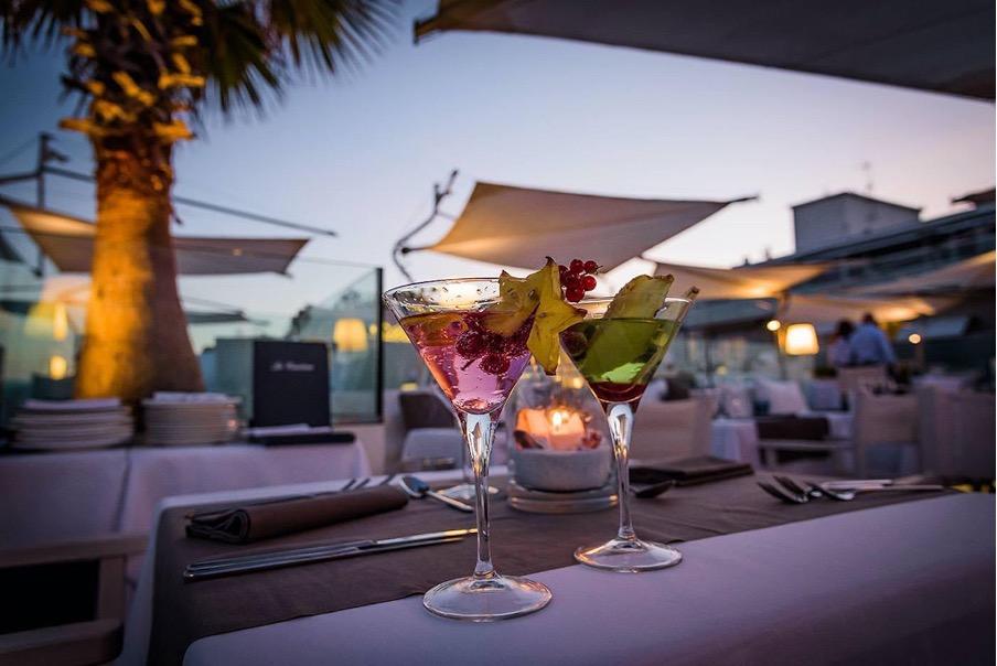 tramonti in Riviera settimo piano riccione