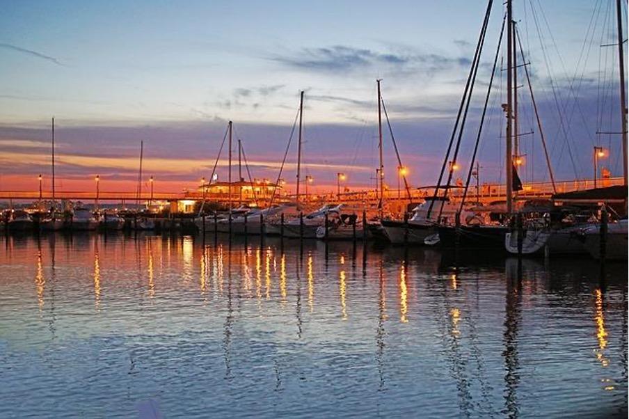 6 luoghi da cui godersi il tramonto in Riviera
